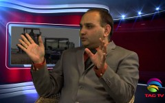 Ram Pawar shares his Success Story with Tahir Gora in Punjab Rang @TAGTV