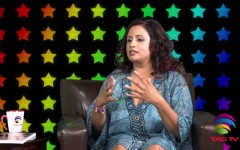 Raj Girn's Exclusive Interview with Haleema Sadia @ TAG TV in context of Anokhi Media