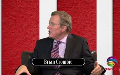 Brian Crombie in Candid Talk with Tahir Gora @TAGTV – PM Justin Trudeau's One Year in Office
