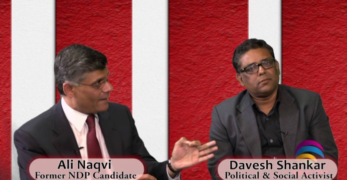 Critics of Liberal Government One Year Performance in Candid Talk with Tahir Gora @TAG TV