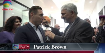 Patrick Brown Explains Ontario PC Party Nomination Policy @TAG TV News & Views Bulletin
