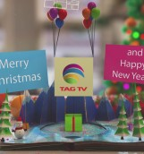 TAG TV wishes you and your family A Merry Christmas