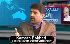 Kamran Bokhari Reflects on 2016 Review about ISIS, Trump & Pak-India Relations @TAG TV