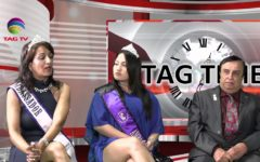 Commonwealth Beauty Pageant Discussion in TAG TIME with Haleema Sadia @TAG TV