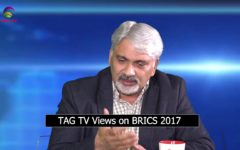BRICS 2017 Declaration Against Terrorism& For Mutual Cooperation TAG TV Views Special