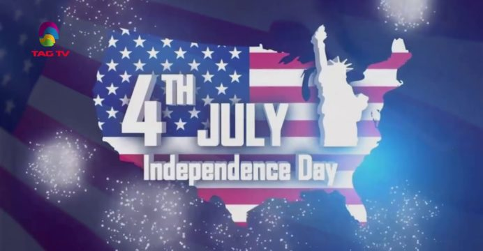 Happy Birthday America From Tagtv 4th July 2018
