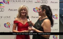 Colours of Love – Red Carpet @Audi Oakville – TAGTV Special Report