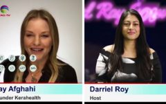 The Darriel Roy Show – Kerahealth's CEO Fay Afghahi Exclusive Interview @TAGTV