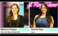 The Darriel Roy Show – Personal Power/CEO of Melissa Piazza, My Beautique Inc