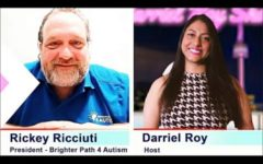 The Darriel Roy Show: Rickey Ricciuti – Brighter Path 4 Autism