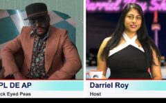 The Darriel Roy Show –  Black Eyed Peas, Apl De Ap #thedarrielroyshow #theblackeyedpeas #motivationalvideo