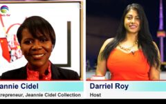 The Darriel Roy Show – Luxury Handbag Designer – Jeannie Cidel