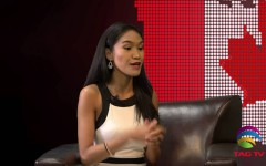 Vanessa Campos from YULIO shares her ideas with Julia Cosby in INBOX @TAGTV