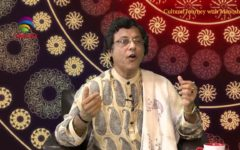Pt. Anindo Chatterjee's Exclusive Interview in Cultural Journey with Manoshi Chatterjee @TAGTV