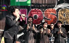 Javed Bashir's Performance in TD MOSAIC Festival 2017 – Special @TAG TV