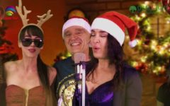 Christmas Time Mistletoe and Wine (Cover) @Let's Sing Canada – TAG TV STUDIO – Season 8