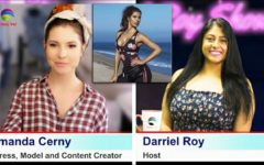 The Darriel Roy Show – Amanda Cenry Interview #darrielroy #amandacerny #motivationalvideo