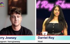 The Darriel Roy Show – Harry Jowsey Interview #darrielroy #harryjowsey #toohottohandle