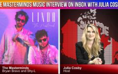 The MASTERMINDS Music interview on Inbox with Julia Cosby @TAG TV