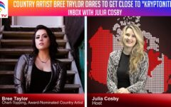 """Country Artist Bree Taylor Dares to Get Close to """"Kryptonite"""" on Inbox with Julia Cosby"""